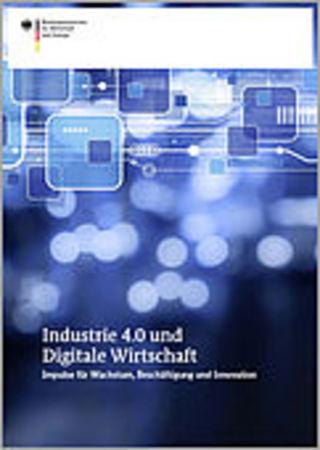 BMWi veröffentlicht Industrie 4.0-Impulspapier