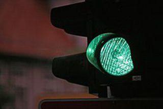 Deutsche Konjunkturampel zeigt grünes Licht