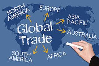 Weniger Jobs in den internationalen Lieferketten