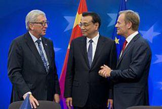 Handelskooperation ein Thema beim EU-China-Gipfeltreffen