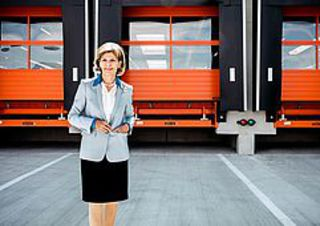 Erste Frau zieht in Logistics Hall of Fame ein