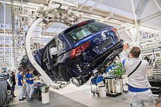 VW setzt RFID-Technologie ein
