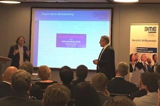 Erfolgreicher Jahresauftakt für die BME Region Berlin-Brandenburg