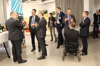 5. Einkaufsleitertreffen zu Gast bei der Berlin Hyp AG