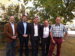 BME-Region Lahn-Dill: Neuer Vorstand gewählt