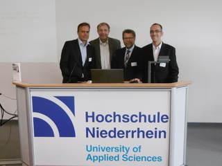 2. Beschaffungsforum an der Hochschule Niederrhein: Wieder ein voller Erfolg!