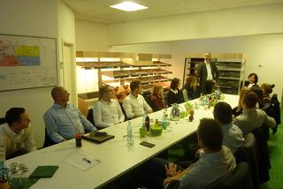 BME-Treff bei der Ligneus GmbH – Positionierung des Einkaufs in einem Industrie 4.0-Fertigungssystem
