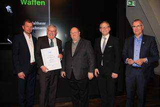 BME rmr-Jahresauftaktveranstaltung 2019 mit Balthasar Fleischmann: Lächeln hilft!