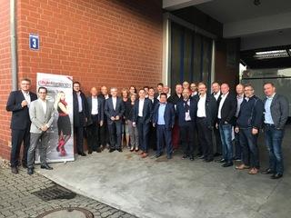 BME-Region Hannover: 9. Einkaufsleitertag bei der Cedima Diamantwerkzeug- und Maschinenbaugesellschaft mbH