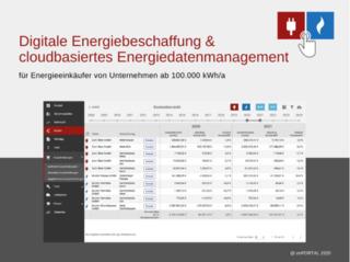 Tipp: Energiebeschaffung und Energiedatenmanagement online: Effizienz und Transparenz für Industrie & Gewerbe
