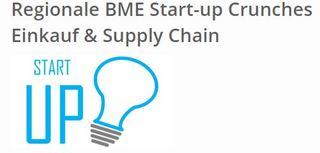 BME Start-up Crunch Einkauf & Supply Chain am 26. August 2021 um 17:00 Uhr in Düsseldorf/Neuss
