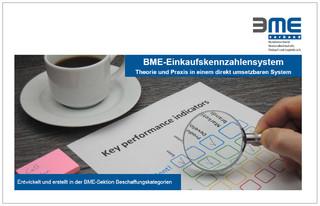 BME-Leitfaden Einkaufskennzahlensystem