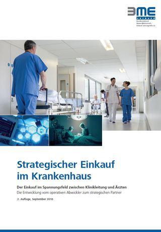 BME-Leitfaden Strategischer Einkauf im Krankenhaus