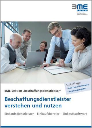 BME-Leitfaden Beschaffungsdienstleister verstehen und nutzen