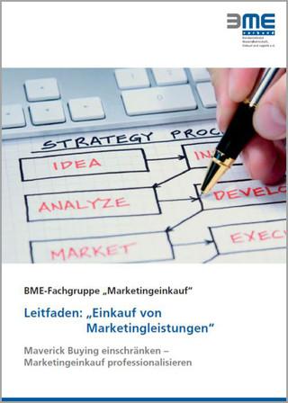 BME-Leitfaden Einkauf von Marketingleistungen