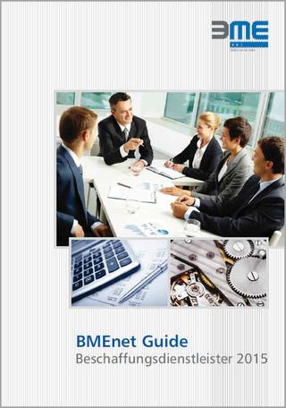 BMEnet Guide Beschaffungsdienstleister 2015