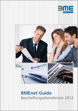 BMEnet Guide Beschaffungsdienstleister 2013
