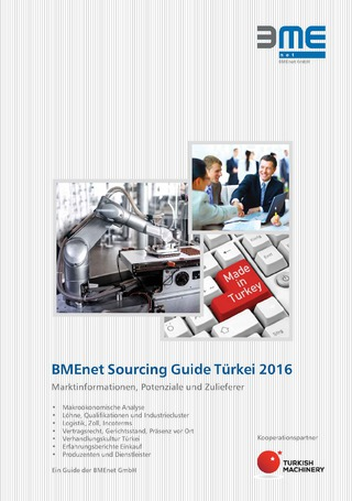 BMEnet Sourcing Guide Türkei 2016