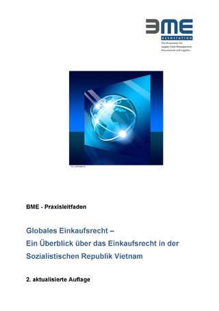Praxisleitfaden Globales Einkaufsrecht Vietnam - deutsche Sprache
