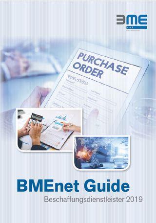 BMEnet Guide Beschaffungsdienstleister 2019