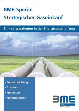 BME-Special Strategischer Gaseinkauf