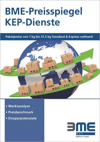 BME-Preisspiegel KEP-Dienste (Paket & Express) weltweit