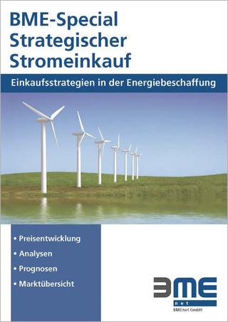 BME-Special Strategischer Stromeinkauf