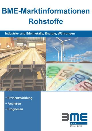 BME-Marktinformationen Rohstoffe
