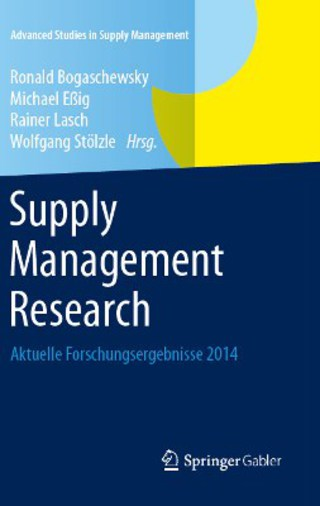 Supply Management Research 2014