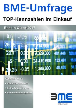 BME TOP-Kennzahlen im Einkauf - Best in Class