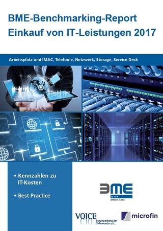 BME-Benchmarking-Report Einkauf von IT-Leistungen