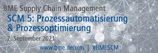 Prozessautomatisierung & Prozessoptimierung </br>2. September 2021