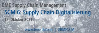 Supply Chain Digitalisierung</br>12. Oktober 2021