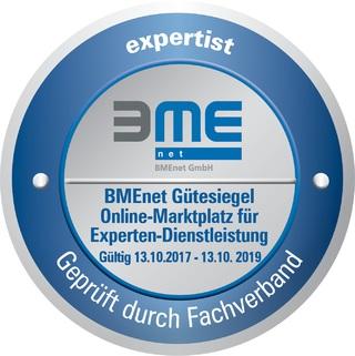 Marktplatz Experten-Dienstleistung expertist