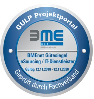 eSourcing / IT Dienstleister GULP Information Services