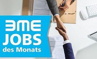 BME-Jobs des Monats Dezember: Neueste Stellenangebote aus den Bereichen Einkauf, Supply Chain Management und Logistik