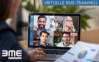 Neu: Virtuelle BME-Trainings – melden Sie sich jetzt an!