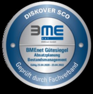 """SCT GmbH erneut mit Gütesiegel """"Absatzplanung/ Bestandsmanagement"""" ausgezeichnet"""