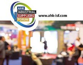 AHK Industrial Suppliers Forum 2020: Download-Hinweis