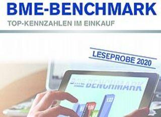 """""""BME-Benchmark Top-Kennzahlen im Einkauf"""" erschienen"""