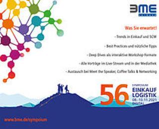 56. BME-Symposium 2021 erneut digital