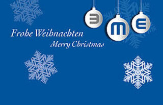 The BME wishes you a Merry Christmas!