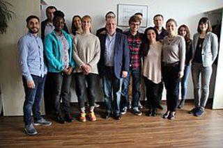 YP-Konferenz thematisierte BME-Hochschulgruppen