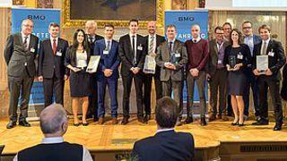 Austrian Supply Excellence & Einkauf 4.0 Award 2017: BMÖ zeichnet Unternehmen für herausragende Leistungen aus