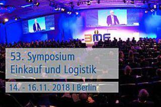 53. Symposium Einkauf und Logistik: Sichern Sie sich den Frühbucherrabatt!