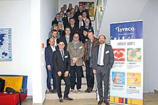 BME-Region Hannover: 6. Einkaufsleitertag bei Lyreco