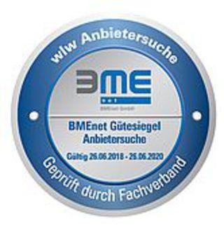 """BMEnet GmbH zeichnet """"Wer liefert was"""" und EUROPAGES mit Gütesiegel """"Anbietersuche"""" aus"""