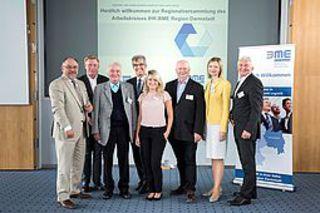 BME-Region Darmstadt: Neuer Vorstand gewählt