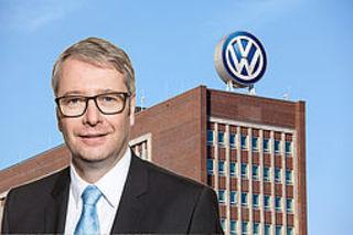 Stefan Sommer wird VW-Vorstand für Beschaffung