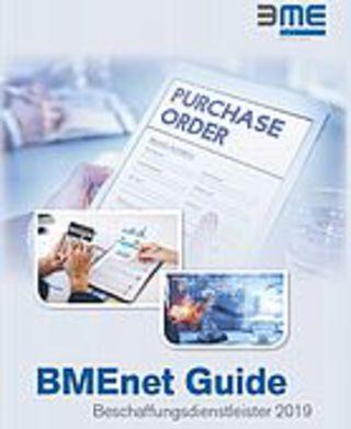 12. Auflage: BMEnet-Guide Beschaffungsdienstleister erschienen